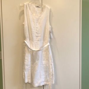 Three dot cotton dress